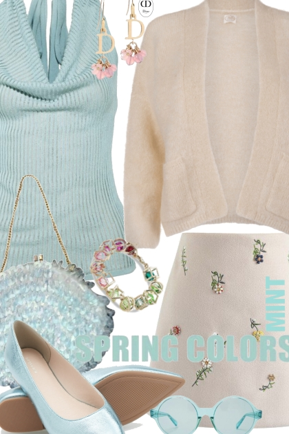 Spring in mint