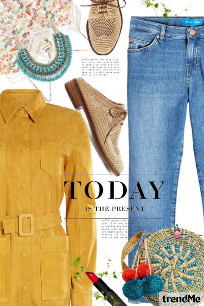My look today- Combinaciónde moda