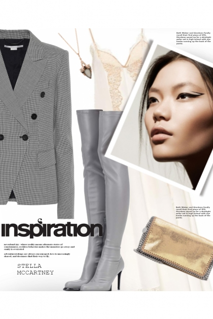 inspiration STELLA McCARTNEY