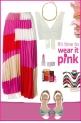 It´s time to wear it pink
