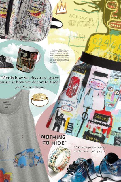 Desire, Basquiat