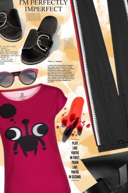 Minimalistic Character Design T-shirt