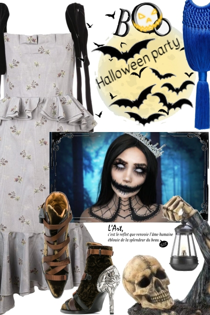 Hallowen Party- Combinaciónde moda