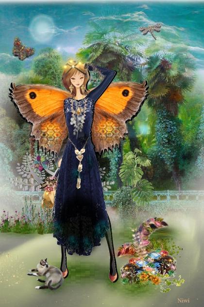 The Fairy of Precious Things