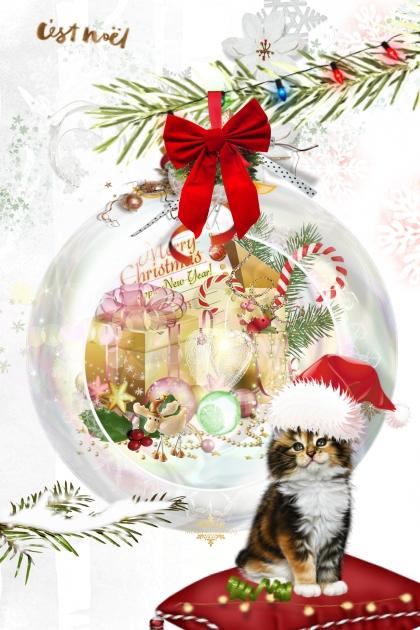 Kate's Christmas Ornament