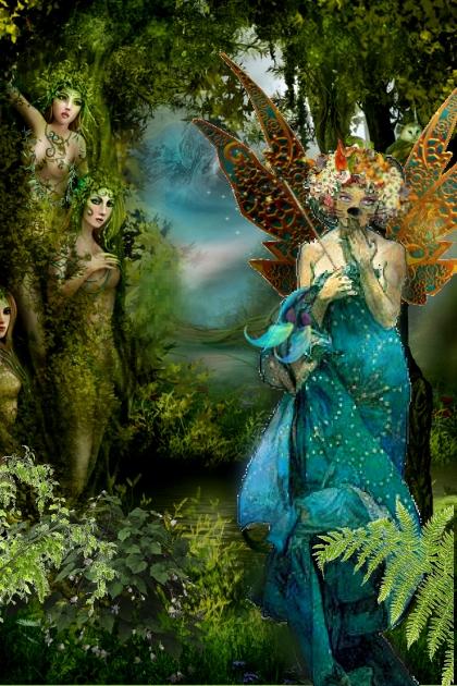 Mischievous Fairy