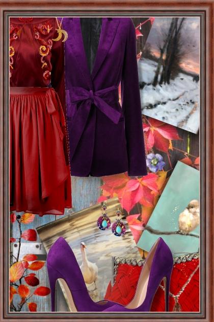 Exhibition's Opening Ceremony- Fashion set