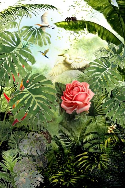 Lost Rose- Combinazione di moda