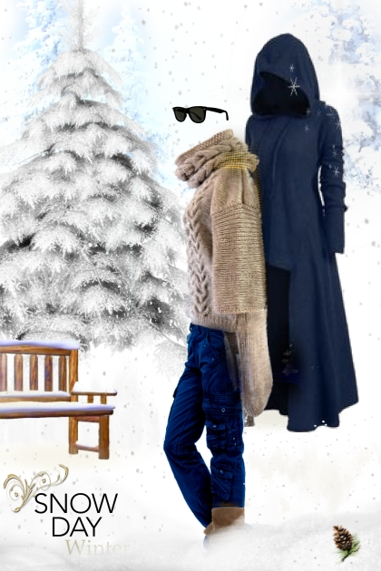 Snow Day- Fashion set