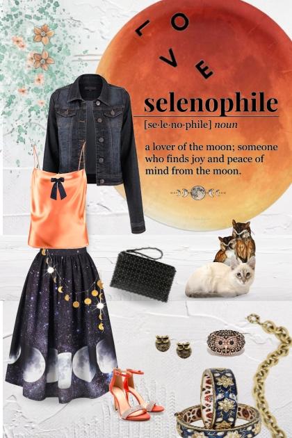 Ginger Moon- Fashion set
