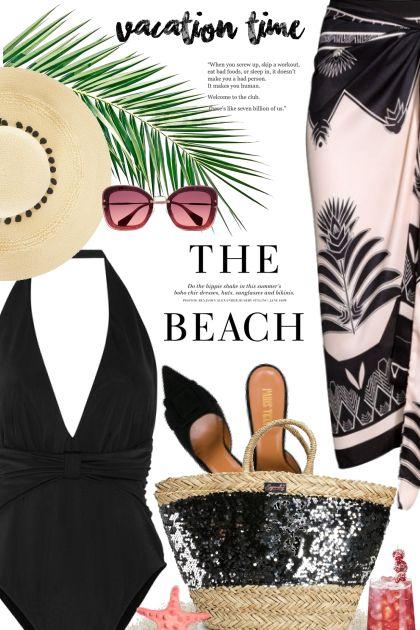 beach elegance