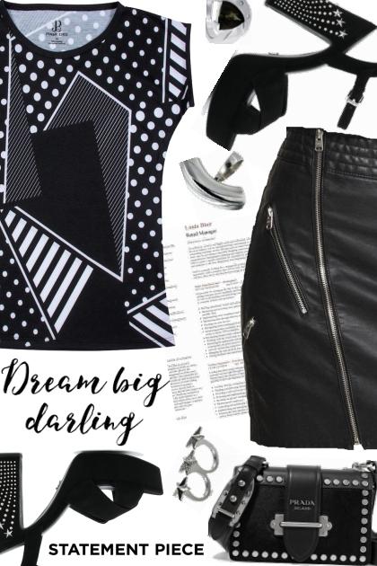 Dream big darling