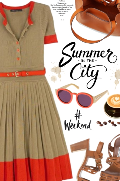 summer in the city - #weekend