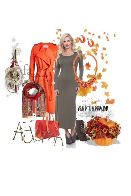 Chaneling autumn