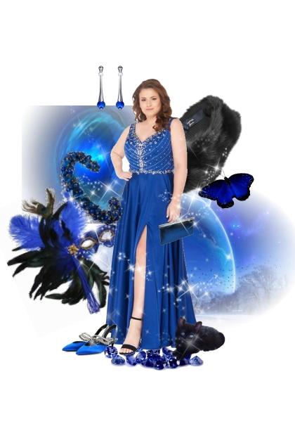 Jewel tones - sapphire - IV