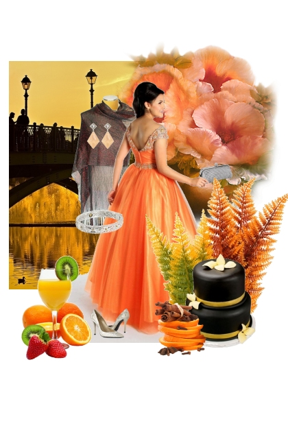 Citrus goddess