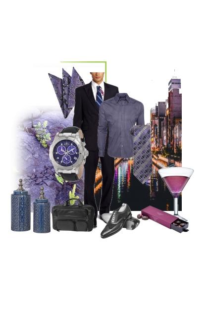 Shades of purple - II
