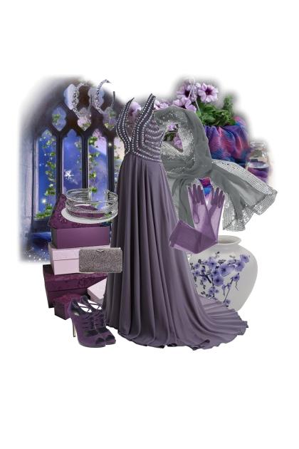 Shades of purple - III