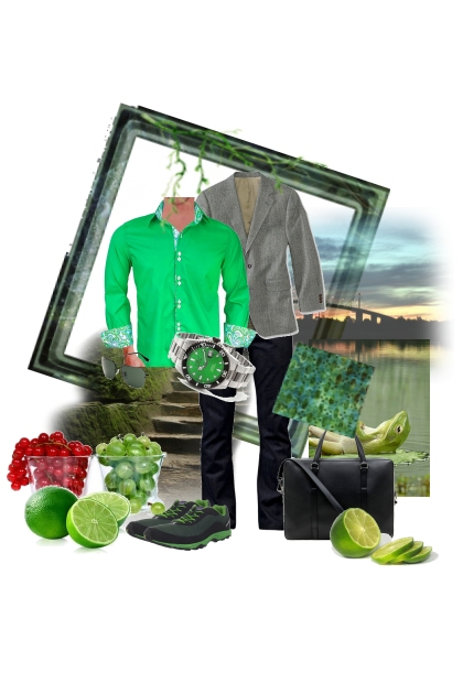 Key lime - II
