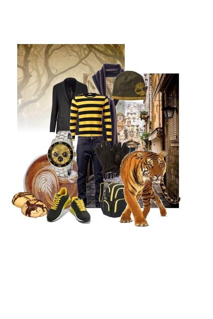 Tiger-tiger...