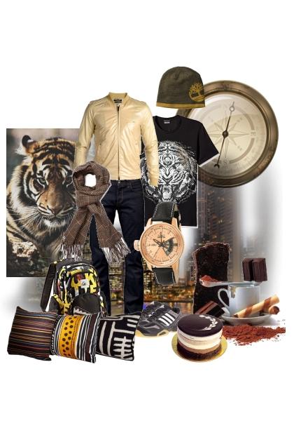 Tiger-tiger... - III