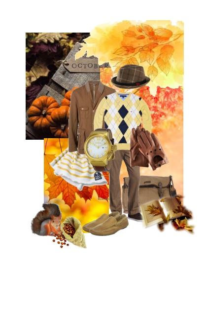 Hues of autumn - VI