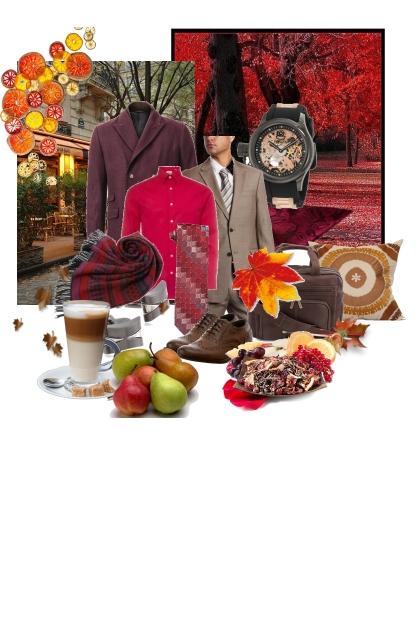 Hues of autumn - VIII