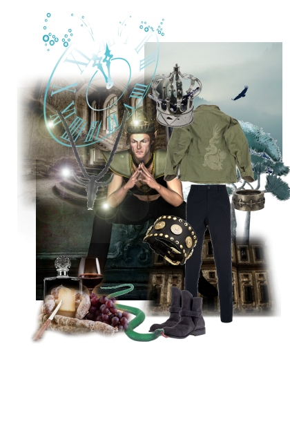 Halloween - Loki