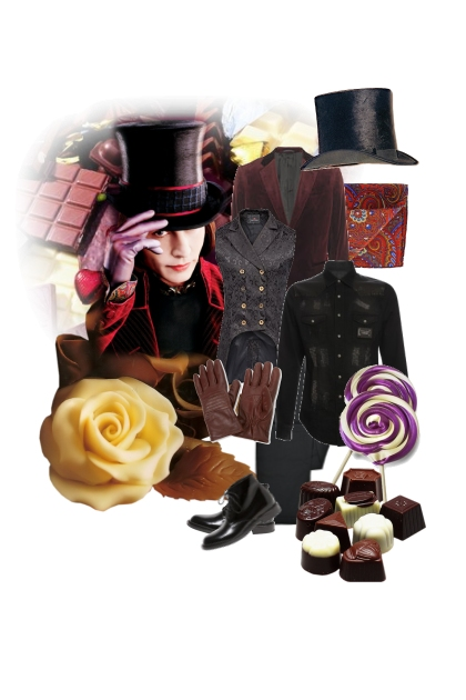 Halloween - Willy Wonka