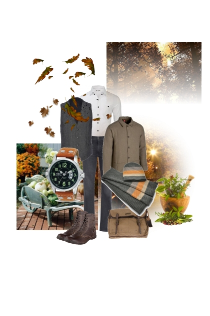 Casual autumn - II