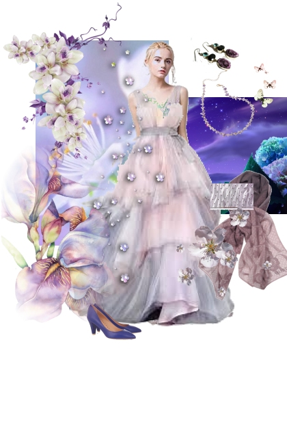 Rhapsody in spring- Fashion set