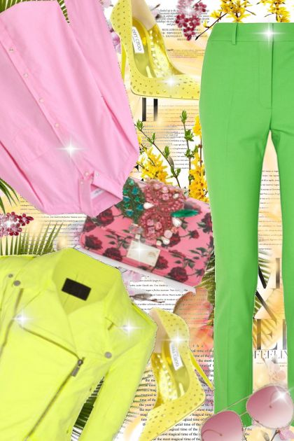 Bright colors for spring!