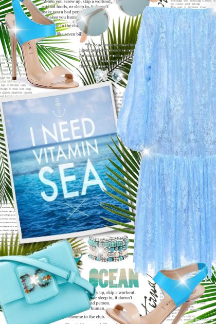 I need vitamin Sea!