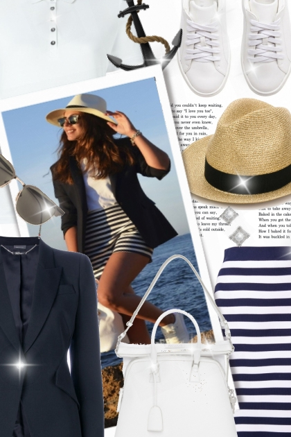 Get the look: nautical style!