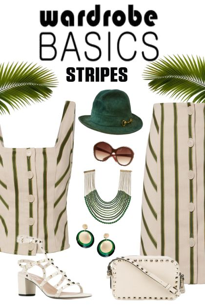 Stripes For Spring Summer