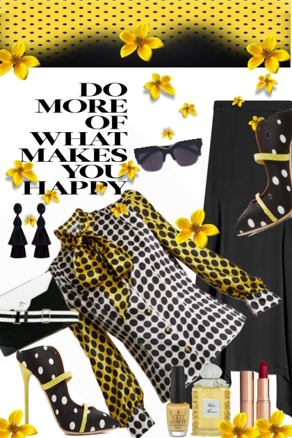 The Polka Dot Trend ~ Spring 2018