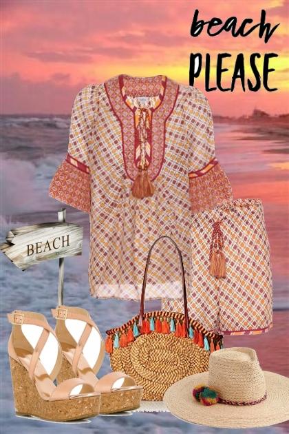 Beach style- Fashion set