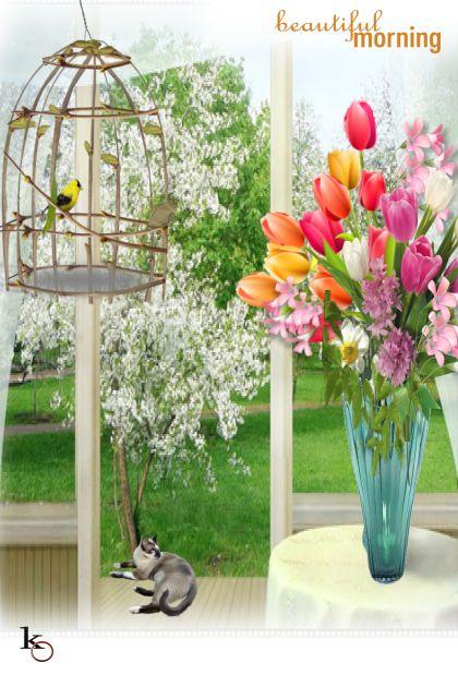 Beautiful Morning, Beautiful Spring
