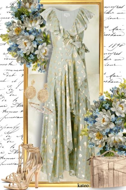 Elegant Wedding Guest