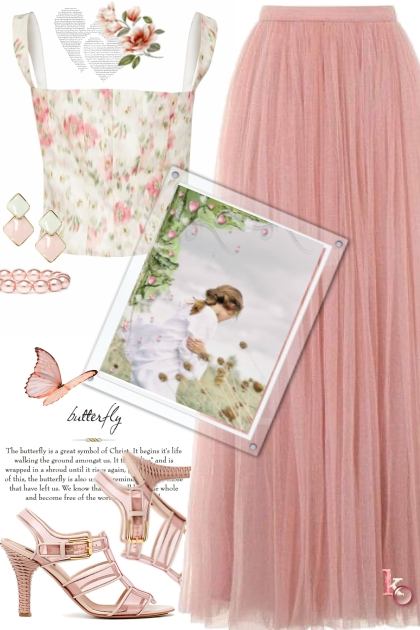 A Pastel & Floral Summer