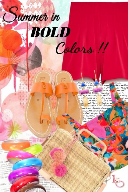 Bolder the Better !!