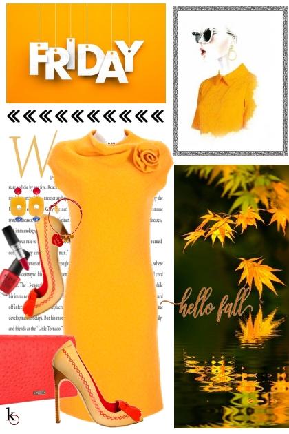 Fabulous Fall Friday !!