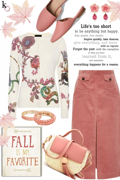 FALL is my FAVORITE !!