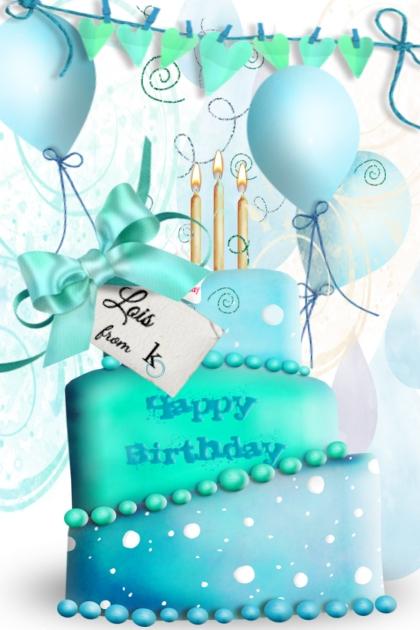 It's Your Birthday !!