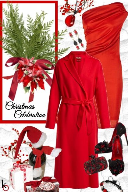 Christmas Red !!