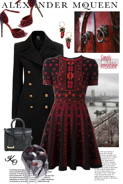 London Winter in McQueen