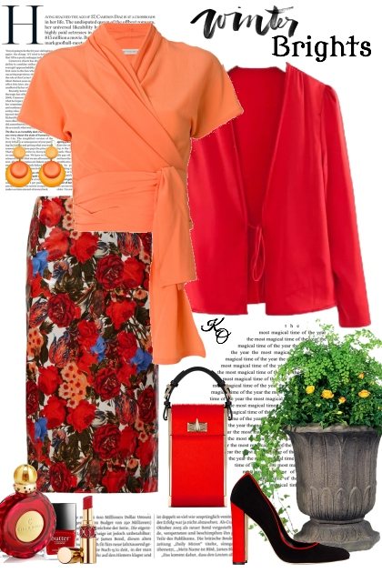 Bold & Bright for the Dull Winter Days