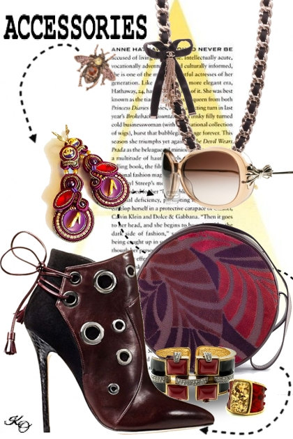 ALL ABOUT ACCESSORIES !!