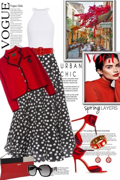 Bold Spring - Modekombination