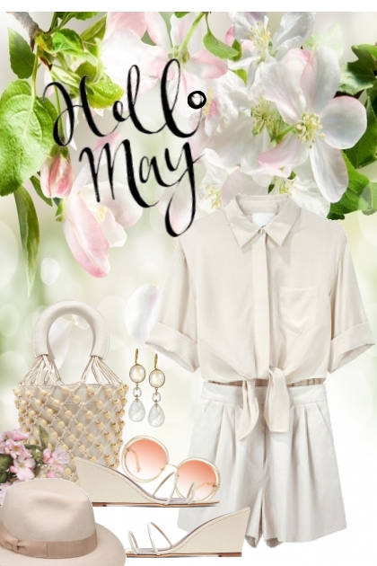 May Day Festival Outfit